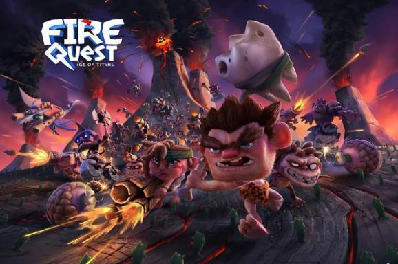 FIRE QUEST TRAILER