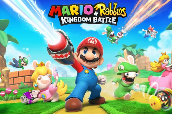 MARIO – RABBIDS KINGDOM BATTLE